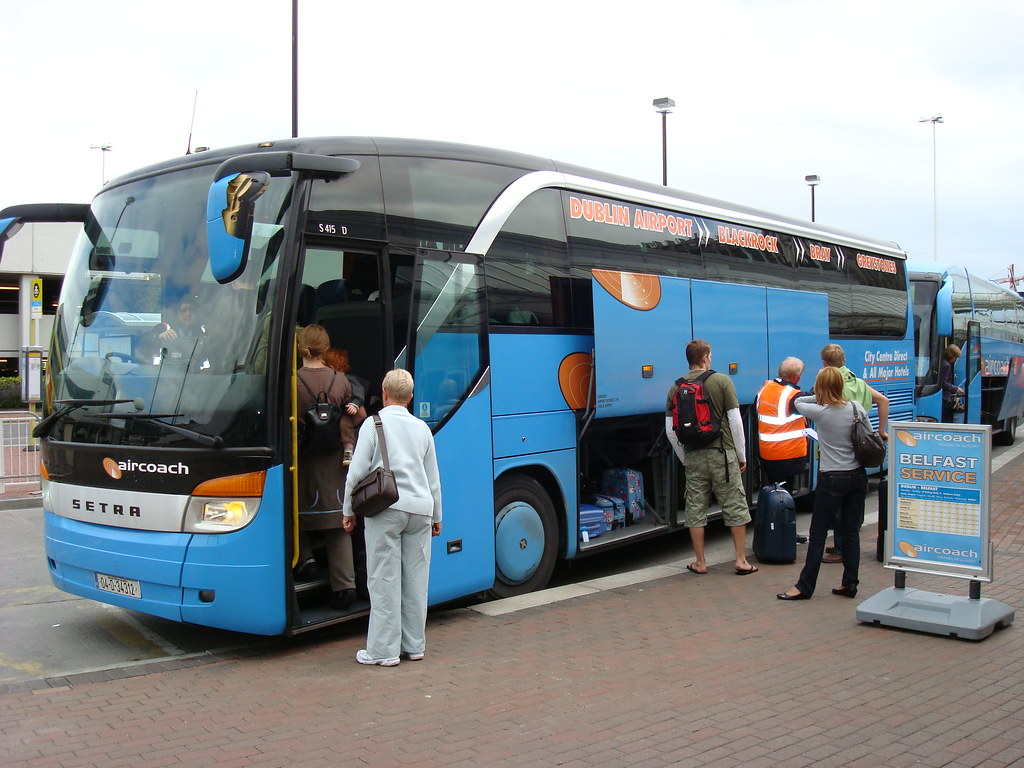 Air coach dublin to belfast