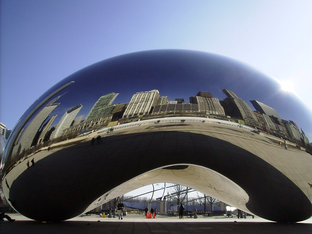 Cloud Gate by Heather MacVane