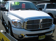 automobile(1.0), automotive exterior(1.0), pickup truck(1.0), sport utility vehicle(1.0), dodge ram srt-10(1.0), wheel(1.0), vehicle(1.0), truck(1.0), ram(1.0), grille(1.0), bumper(1.0), land vehicle(1.0), motor vehicle(1.0),