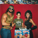 Macho Man and Elizabeth, Belleville, NJ, 1986 - 1 of 2 by goodrob13