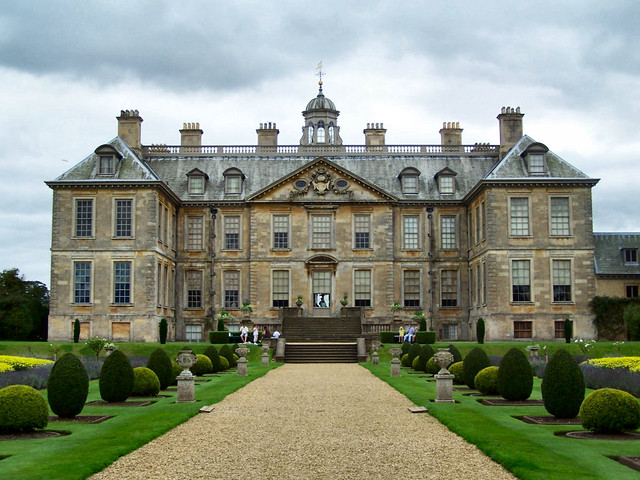 Belton house flickr photo sharing for Pictures of english country houses