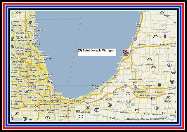 Google Map Saint Joseph Michigan  Flickr  Photo Sharing