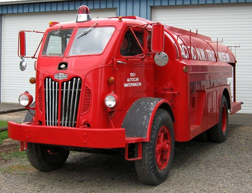 1951 Autocar Waterwagon