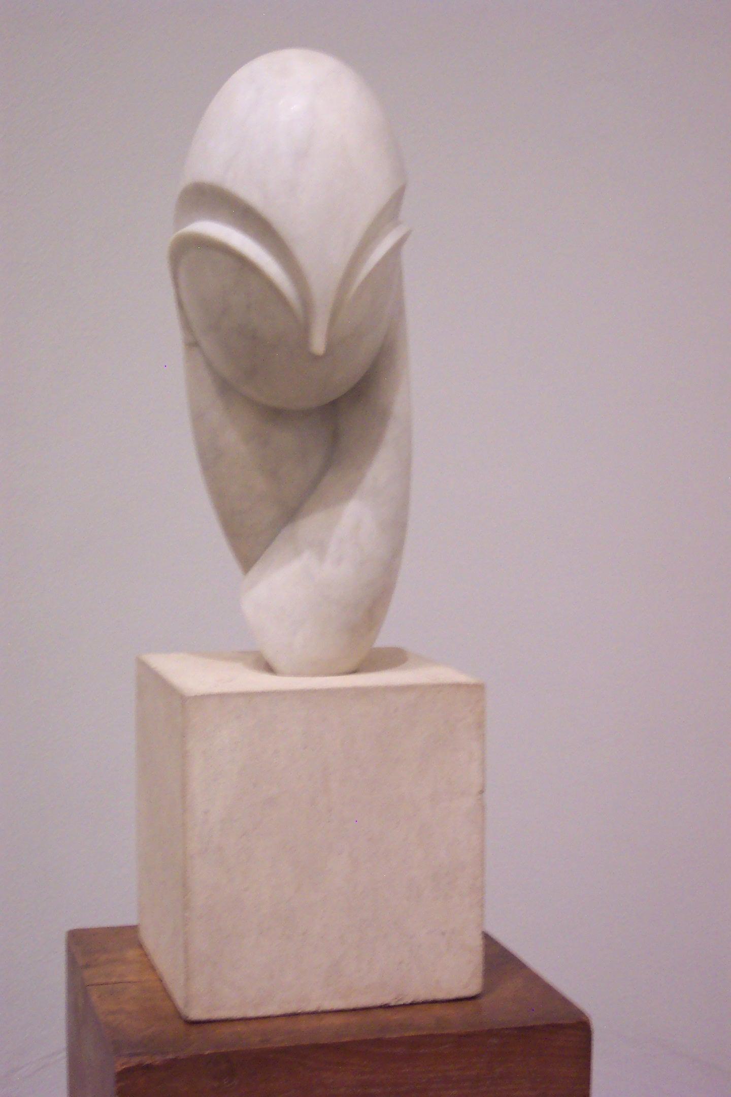 Constantin Brancusci Madomesille Pogany 1 1931Phil Art Mus