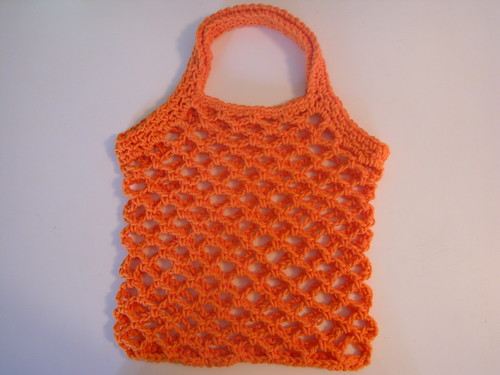 Crochet Net Bag Pattern Free : Crochet Shopping Bag Pattern ? Catalog of Patterns