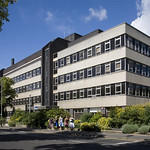 Maurice Shock Building (MSB) - University of Leicester