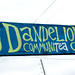 Dandelion Communitea Cafe Sign-Orlando