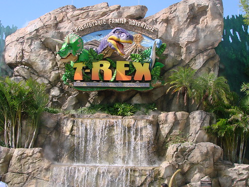 Monday mouse mail t rex reservations for Disney dining reservations t rex