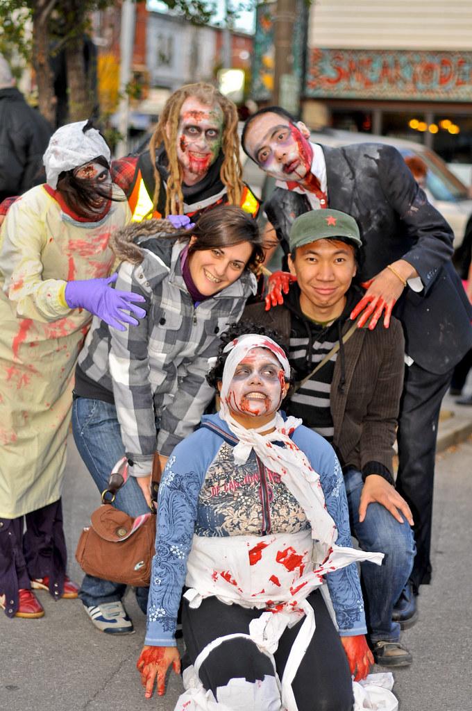 Zombie Walk Toronto 2008