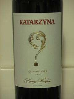 Katarzyna Question Mark