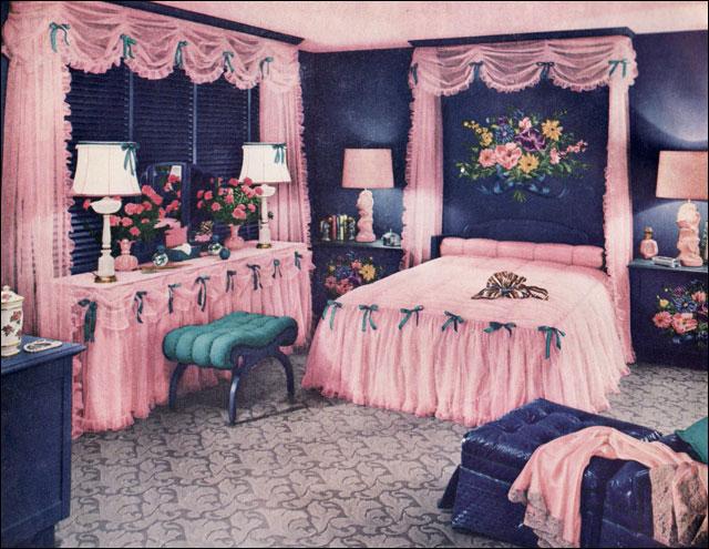Bedroom. 1950 bedrooms   a gallery on Flickr
