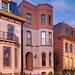 Lafayette Square Neighborhood, in Saint Louis, Missouri, USA - houses 3