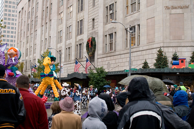 Seattle Macy's Thanksgiving Day Parade