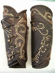 The Longbow Emporium - leather quivers