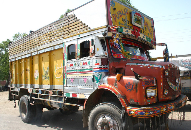 Indian Truck Flickr Photo Sharing