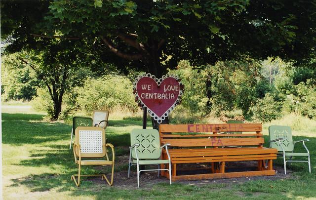 Centralia - Welcome to Centralia