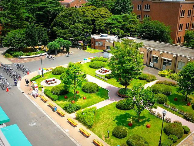 Photo:一橋大学 By Tōei