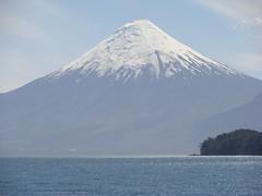 Volcan Osorno from Lago Todos Los Santos