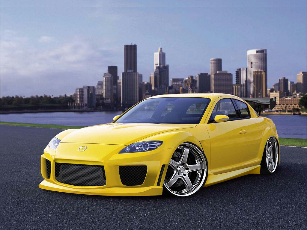 Mazda RX-8 Body Kits