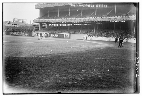 Polo Grounds, 5/7/13  (LOC)