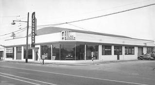 September 1946 at Allen Motor Company