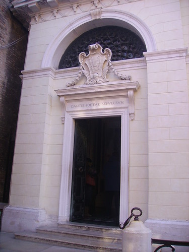 Tomba di Dante - Ravenna by lpelo2000