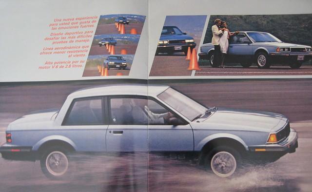 Chevrolet Century SS, Mexico 1985 | Flickr - Photo Sharing!