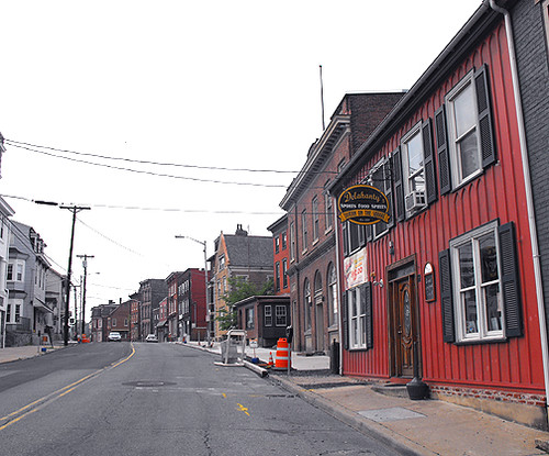 architecture newjersey downtown nj historic lehighvalley smalltown sportsbar warrencounty historicaldistrict southmainstreet phillipsburgnj nj173 old22 nj122 delahantystavern eastonbrunswickroad delahantyssportsbar