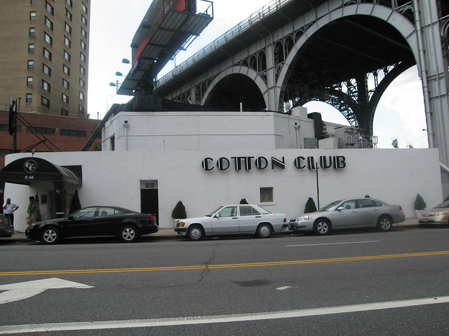 Cotton Club Harlem New York Flickr Photo Sharing