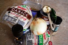 Nevada Compromise Dip - Ingredients