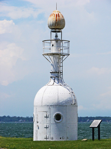 Buffalo North Breakwater Lighthouse, NY
