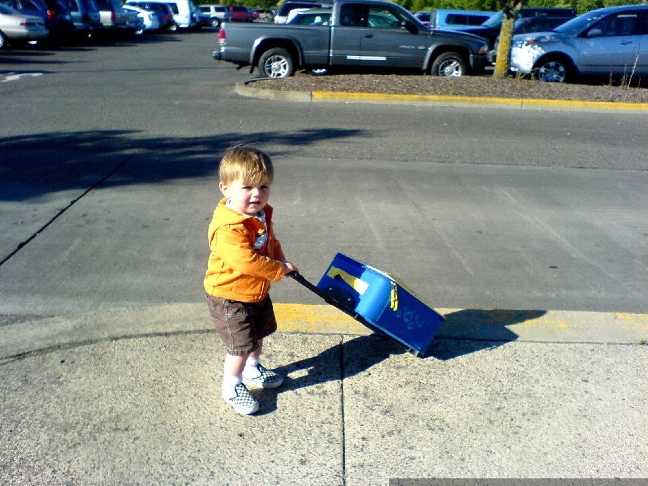 Toddler Air Travel Gear