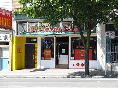 Ovaltine Cafe