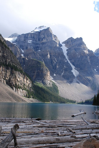 Lake Moraine, Banff National Park, Canada