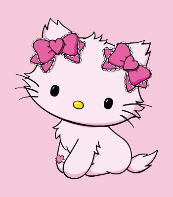 Hello Kitty Friend Cat