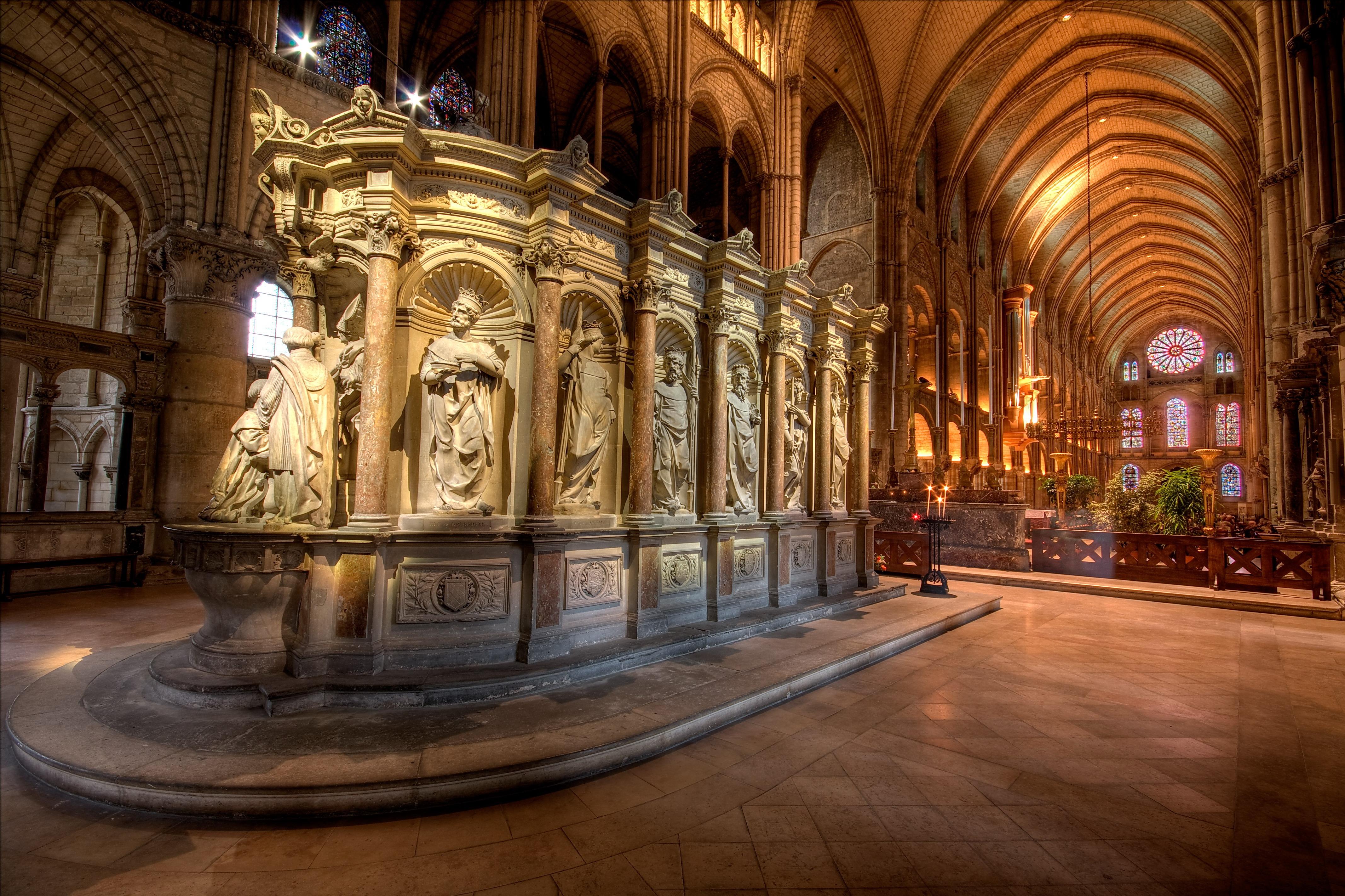 Reims basilique saint r mi explore flickr photo sharing - Basilique st remi reims ...