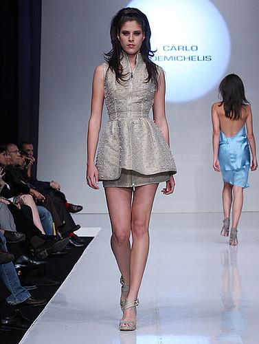 Mexico Fashion Week Carlo Demichelis - a bit longer would be nice