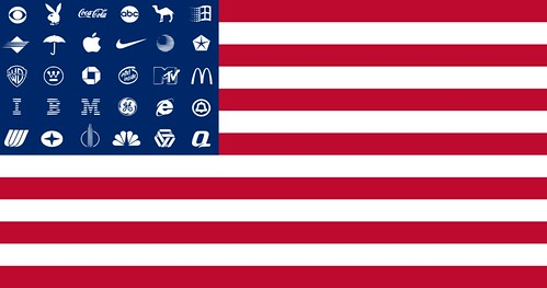 American Adbusters Corporate Flag