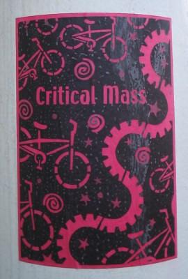 Critical Mass, Photograph by Jym Dryer