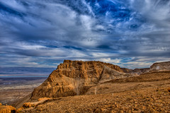 Beautiful Masada by Avinoam Michaeli, on Flickr