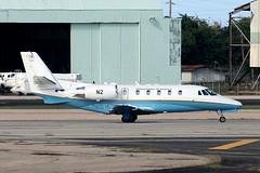US Gov't / Cessna 506XL / N2 / TJBQ