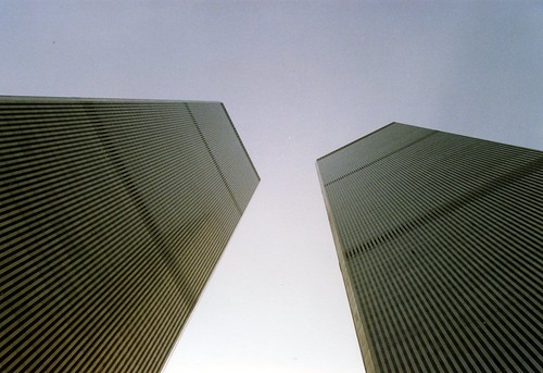 World Trade Center, New York City 1996.