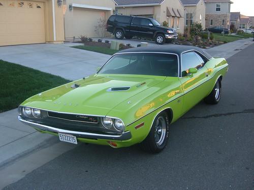 1969 Dodge Challenger SE