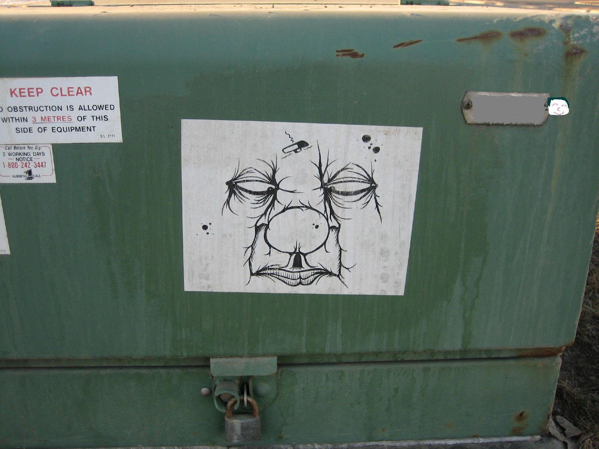 Utility Box Art Utility Box Art in South