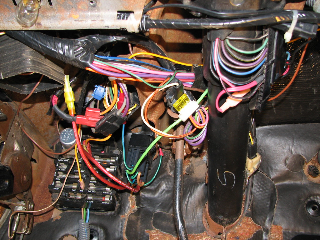 Drained Battery 1959 Oldsmobile Wiring Diagram