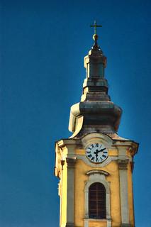 Mindszent Church Steeple