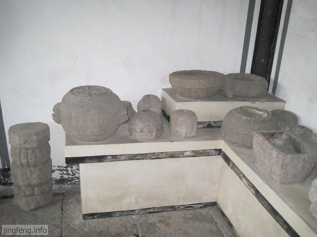 安昌古镇 石雕馆 (2)