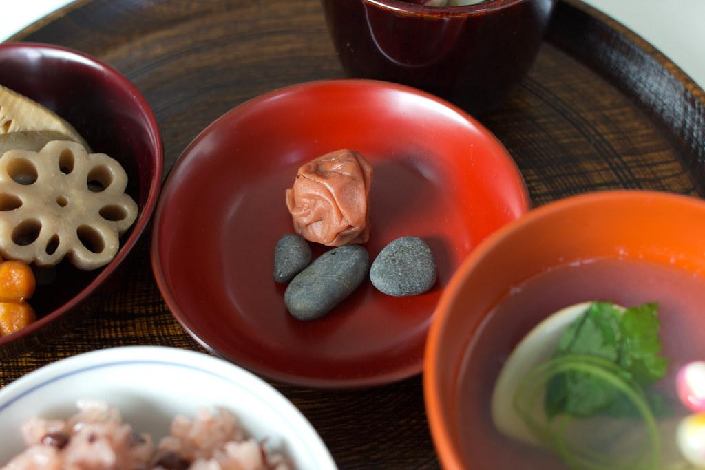 お食い初め メニュー 意味 7