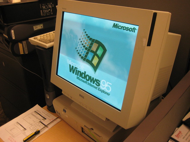 Old Computer Games From Windows 95