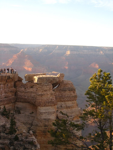 Grand Canyon South rim, Mather Point